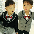 New Baby Bowtied Romper with formal Jacket with #7054 for winter, downy Insided