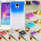 3D ※Water Rain Drop※ Clear/Transparent Crystal Hard PC Case Cover For Cell Phone