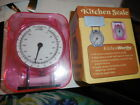 kITCHEN PORTABLE SPRING SCALE NIB NEW IN BOX FREE SHIPPING  3 LEFT ONLY