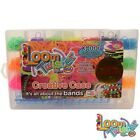 LOOM TWISTER Creative Case Set 3000 Bandz bands Loomis Bänder SV11791