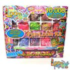 LOOM TWISTER Fun Set 10000 Bandz bands Loomis Bänder SV11634