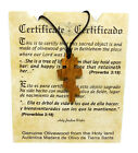 Russian Orthodox Cross Olive Wood Pendant Necklace Multi Quantity FREE SHIPPING
