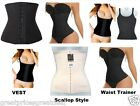 4 x Spiral Steel Boned Waist Training Cincher Underbust Corset Body Shaper #A569
