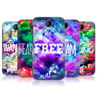 HEAD CASE DESIGNS CHROMATIC CLOUDS CASE COVER FOR HTC DESIRE 310