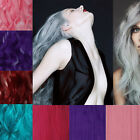 Extra Solid color fashion style one piece curly wave Clip in Hair Extensions N2