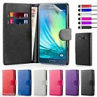 32nd Book Wallet Case Cover Samsung Galaxy A Phones + Screen Protector & Stylus