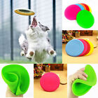 1PC Frisbee Large Dog Training Fly Disc Tooth Resistant Outdoor Fetch Soft Toy