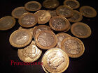 Selection Of Rare Gb & English Channel Island Bi-metal £ 2 Two Pound Coin