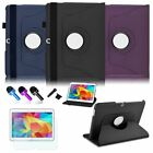For Samsung Galaxy Tab 4 10.1 inch Tablet PU Leather Case Cover Rotating T530