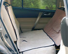 "54""x58"" Dog Pet Car Bench Rear Seat & Hammock Cover"