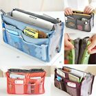 Women Lady Travel Insert Organiser Purse Large liner Organizer Bag Amazing Totes