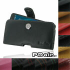 PDair Genuine Leather Case for Huawei Honor 4X (Horizontal Pouch W/Clip)