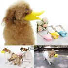 Cute Style Big/Small Pets Dog 3D Muzzle Duck Face Mouth Guard Protection Tools