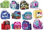 OFFICIAL SMASH 3D LUNCH BAG & BOTTLE SET SCHOOL FABRIC INSULATED KIDS GIFT XMAS