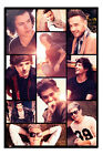 One Direction 2015 Sepia Grid Pin Up Official Maxi Poster New - 36 x 24 Inch