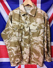 Genuine British Army Soldier 95 Desert DPM Camouflage Camo Shirt Used Grade 1