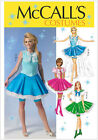 McCall's 7101 Sewing Pattern to MAKE Lined Dress w/Flared Skirt - Dance Costume