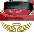 3D Angel Wing Car Stickers Decal Emblem Badge Logo Decoration