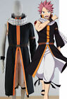 NEW Anime Fairy Tail Natsu Dragneel Cosplay Costume   ★★96