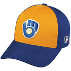 Milwaukee Brewers OC Sports Cooperstown Throwback MLB Hat Baseball Cap MLB295