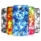 HEAD CASE DESIGNS BOKEH CHRISTMAS HARD BACK CASE FOR HTC ONE X