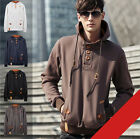 Modish Men Pullovers Sweatshirts Hoodie Jacket Sportswear Fleece Tracksuit WBUS