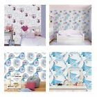 DISNEY FROZEN WALL DÉCOR INCLUDES WALLPAPER, BORDERS AND WALL STICKERS FREE P+P