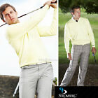 ex DISPLAY STROMBERG TROUSER CO. FUNKY RIVERIA SWEATERS/JUMPERS - LEMON/YELLOW