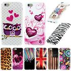 "Rubber Soft TPU Silicone Phone Back Case Cover For Apple iPhone 6 4.7"" 4.7inch"