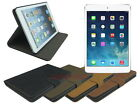 Suede Leather Case Folding Cover Stand for Apple iPad Mini 2 Retina