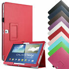 Folio PU Leather Case Stand Smart Cover For Samsung Galaxy Note 10.1 2014 P600
