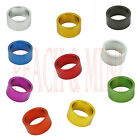 Bicycle Headset Spacer 1-1/8  15mm ( 10 COLOR) Cruiser Fixie Road City BMX Bike