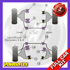 Land Rover Discovery Series IV (09 on) Powerflex Complete Bush Kit