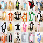 2015 Unisex Adult Pajamas Kigurumi Cosplay Costume Animal Onesie Sleepwear Uk