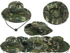 Camouflage Fisherman Hat Bucket One Size