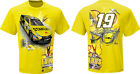 2015 CARL EDWARDS #19 STANLEY TOOLS YELLOW HOT WIRED NASCAR TEE SHIRT