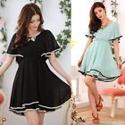 Elegant atmospheric chiffon women's  Casual everyday dress one size/XL/2XL/3XL