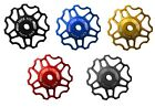 NEW 2014 AEST BIKE REAR MECH JOCKEY WHEEL (PULLEY) -  SHIMANO/SRAM (YPU09A)