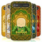 HEAD CASE LITTLE BUDDHA SILICONE GEL CASE FOR BLACKBERRY CLASSIC Q20