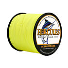 100/300/500/1000M Spectra PE Dyneema Braid Fishing Line Fluorescent Yellow Green