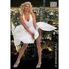 Ladies Womens Marilyn Costume for 40s 50s Fancy Dress