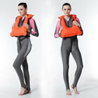Youth Kid Child Boy Girl Adult Diving Snorkel Vest Sport Snorkeling Jacket New