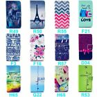 For Wiko Getaway / Lenny PU Leather Wallet Flip Stand Card Magnetic Case Cover