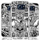HEAD CASE BNW JAPANESE DEVIL MASK SILICONE GEL CASE FOR SAMSUNG GALAXY S6 G920