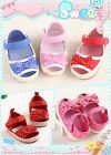 Adrable Baby Shoes Girl Summer Infant Toddler Infant Crib Newborn-18 Months #FU