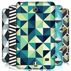 HEAD CASE DESIGNS OPTICAL GEOMETRIC CASE FOR SAMSUNG GALAXY TAB 4 7.0 3G T231