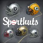 NFL FOOTBALL HELMET CEILING LIGHT FAN PULL & CHAIN MADE by RIDDELL & SPORTHUTS $7.10 USD on eBay