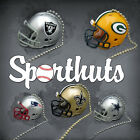 NFL FOOTBALL HELMET CEILING LIGHT FAN PULL & CHAIN MADE by RIDDELL & SPORTHUTS $7.89 USD on eBay