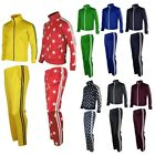 Mens Womens Running jogging Track Suit warm up pants jackets gym training wearTA