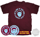 Super Jack Grealish He's One Of Our Own Aston Villa T-Shirt +2 x FREE Stickers